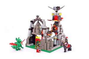 Lego Castle Fright Knights Set 6087 Witch's Magic Manor 100% complete rare 1997