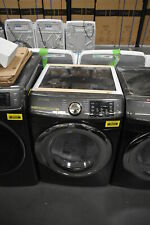 "Samsung Dve45N5300V 27"" Black Stainless Front Load Electric Dryer Nob #39424 Clw"