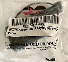 New listing Custom Molded Products Diverter Assembly 25913-204-850 J-Style Cmp Sealed Part