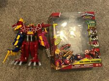 Power Rangers Dino SuperCharge Megazord 3 Zords Combine Zord Builder Charge Seal