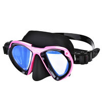 KEEP DIVING Diving Mask Scuba Snorkel Goggles Face Glasses Full-dry Breath Tube