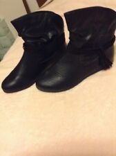 So Brand Woman's Boots Size 9 Med. New