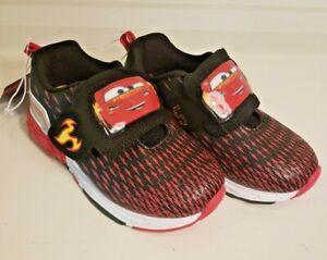 New Disney Pixar Cars Lightning McQueen Light-up Shoes