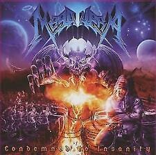 Megahera Condemned To Insanity CD, NEU/OVP
