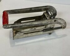 RARE Vtg GFS D.B.G.M. GERMANY Potato French Fry Cutter Wood Handle Potato Slicer