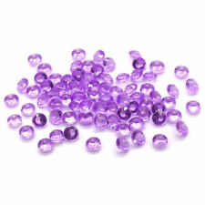 1000pcs Tiny 4.2~10mm Diamond Table Confetti Decoration Crystals Wedding Party