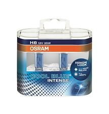 OSRAM 64212CBI-HCB COOL BLUE® INTENSE H8 DuoBox PGJ19-1 Abblendlicht/Fernlicht/N