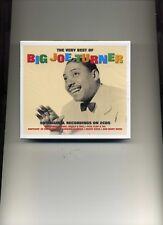 BIG JOE TURNER - THE VERY BEST OF - 2 CDS - NEW!!