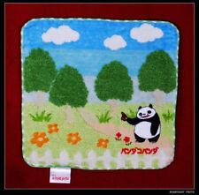 Ghibli Miyazaki Panda Go Panda SERVIETTE パンダコパンダ