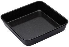 Masterclass Vitreous Enamel 23cm / 9 Inch Square Small Baking Roasting Tray