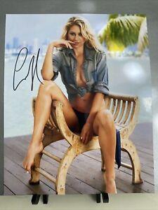 anna kournikova signed autograph 8x10 photo tennis model wta hot sexy