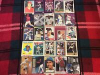 HALL OF FAME Baseball Card Lot 1975-2018 ROBERTO CLEMENTE JOHNNY BENCH GRIFFEY +