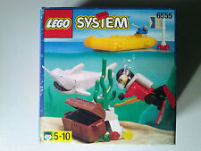 (Very) good LEGO 6555 Sea Hunter - Town Divers
