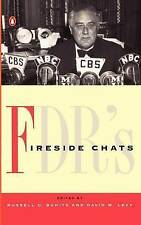 FDR's Fireside Chats-ExLibrary