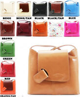 LeahWard® Italy Genuine Leather Cross Body Bags Great Brand Across Body Handbags