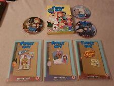 Family Guy: Season Eight / Series 8  -  3 DVD Set