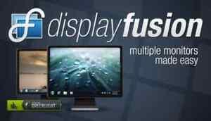 DisplayFusion [PC] Steam Download Key - FAST DELIVERY UK SELLER
