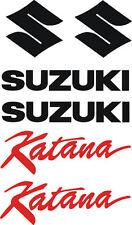 Suzuki Katana Graphic Decal Set
