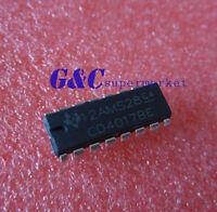 10PCS HD74LS48P 74LS48 DIP16 HITACHI BCD-to-Seven-Segment Decoder NEW Z82
