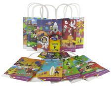 Busy Nippers Kids Activity 30 Pack #10 - Bags Boxes Pads Combo Colouring Books