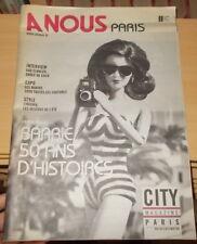 POUPEE BARBIE A NOUS PARIS MARS 2009 BARBIE 50 ANS D'HISTOIRES