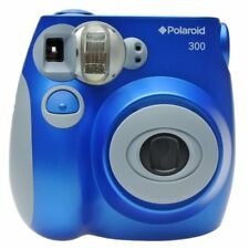 Polaroid PIC-300 Instant Film Analog Camera - (Colour - Blue)
