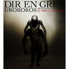 "DIR EN GREY ""UROBOROS AT NIPPON BUDOKAN"" CD+DVD NEW!"