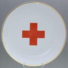 KPM Berlin: Wandteller Deutsches Rotes Kreuz, Rotkreuz, red cross, Teller, plate