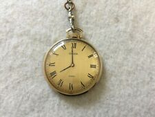 Sekonda 23 Jewels Made in the USSR Mechanical Wind Up Vintage Pocket Watch