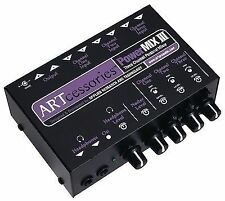 Art 3 Channel Powermix III Stereo Mixer