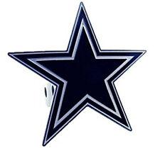 Siskiyou NFL Dallas Cowboys Large Logo Hitch Cover Class II & Class III