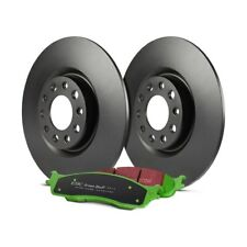 EBC Brakes GD7049 3GD Series Dimpled and Slotted Sport Rotor