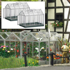 Busch 1400 2 Greenhouses NEW