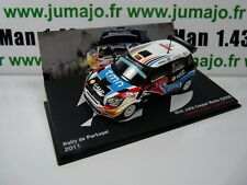 RBE14E voiture 1/43 IXO Altaya Rallye : Mini John Cooper Works JCW S2000 2011