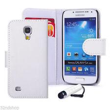 Fundas con tapa Para Samsung Galaxy S5 color principal blanco para teléfonos móviles y PDAs