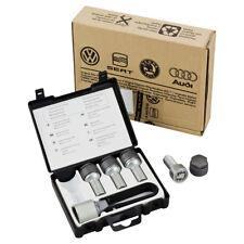 Felgenschloss Seat Alhambra VW Sharan 7N Passat Arteon CC wheel lock nut Bolzen