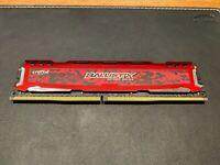 Crucial Ballistix Sport LT - 8GB C16 2666 MHz DDR4 RAM - Top Zustand - Garantie