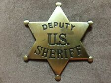 Deputy US Sheriff  Star Badge, Made in Japan