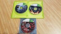 Xbox 360 Game Bundle Halo 4 (both discs) & Gears of War 3 disc only