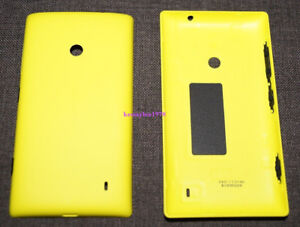 Back Battery Housing Cover Door Rear Case Replacement For Nokia Lumia 520 525