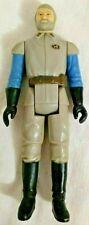 Org. Star Wars 1978 Walrus Man and General Madine 1983 w/ Staff - Excellent Pr