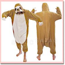 SLOTH KIGURUMI - Adult Costume shipped from USA - Sazac Kigurumi Animal Pajamas