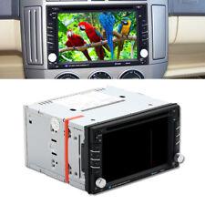 6.2'' HD 2DIN Auto Stereo DVD CD MP3 Player Bluetooth Radio