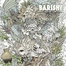 BARISHI - BLOOD FROM THE LIONS MOUTH   CD NEU