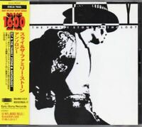 Sly And The Family Stone Anthology JAPAN CD with OBI ESCA-7633