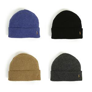 Polo Ralph Lauren Stocking Cap, Beanie Hat, Watch Cap - 4 colors -