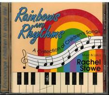Rainbows and Rhythms - Children's Songs - Rachel Stowe CD