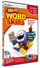 BRAINTASTIC Word Skills Ks1 PC CD