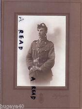 WW1 junge offizier HLI Highland Leichte Infanterie Foto von Lafayette