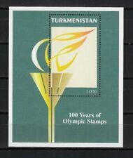 Briefmarken Olympische Spiele 1996 Turkmenistan postfrisch